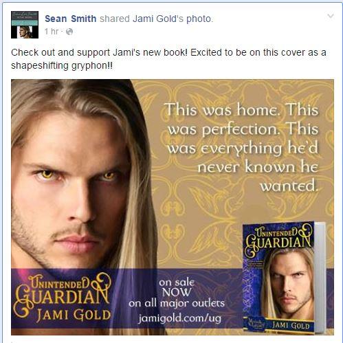 Sean Smith's post in Facebook